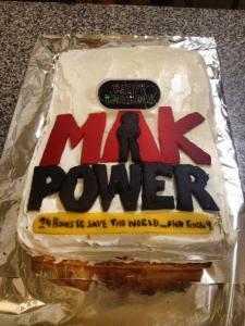 makyah's cake