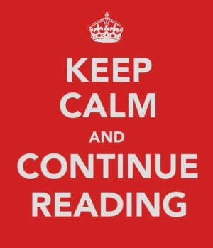 keepcalmreading