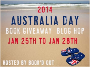 Win with the Australia Day Book Giveaway Hop!