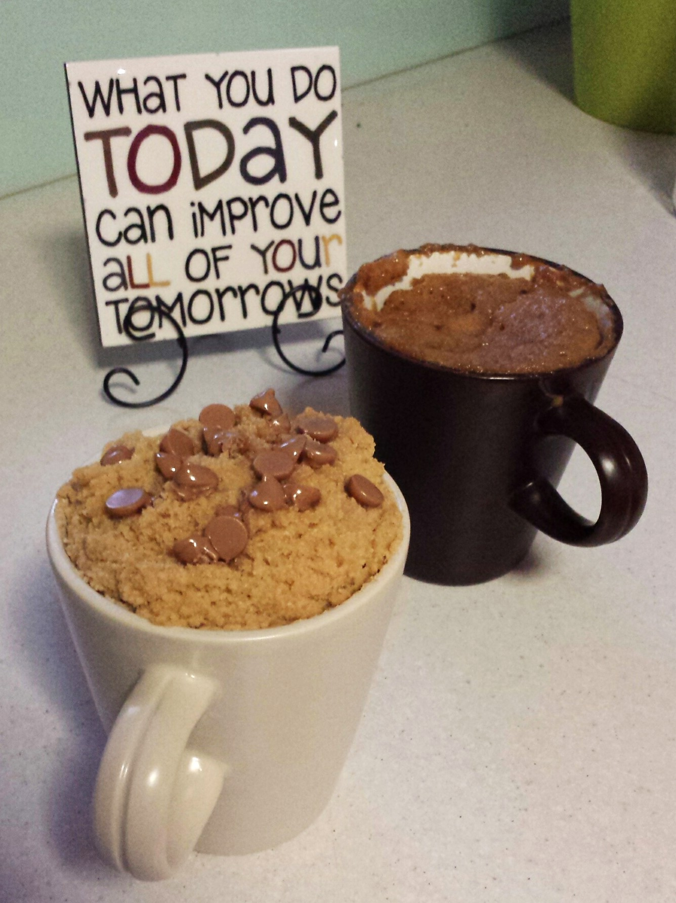 Weekend Cooking: Mug Cakes by Mima Sinclair | book'd out
